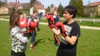Initiation boxe